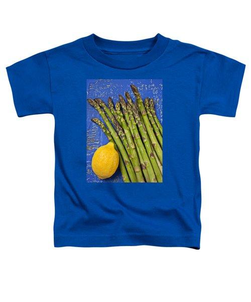 Lemon And Asparagus  Toddler T-Shirt