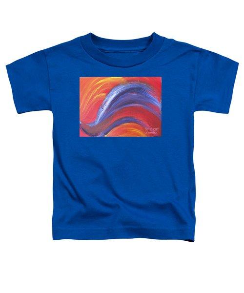 Light Harted Toddler T-Shirt