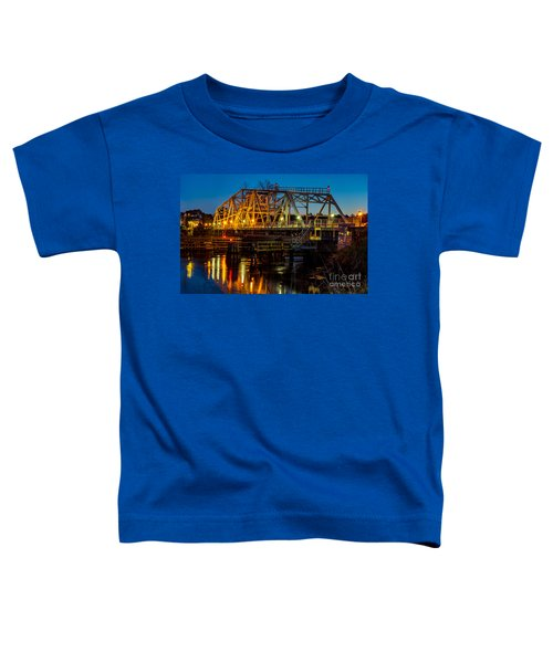 Little River Swing Bridge Toddler T-Shirt