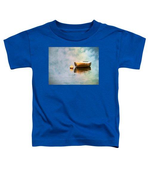 Little Yellow Boat Toddler T-Shirt