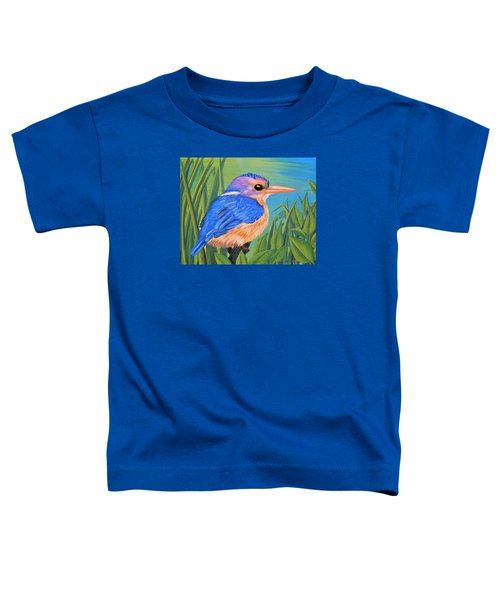 Litttle King Of The Fishers Toddler T-Shirt