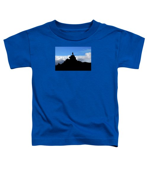 The Summit Hunter Toddler T-Shirt