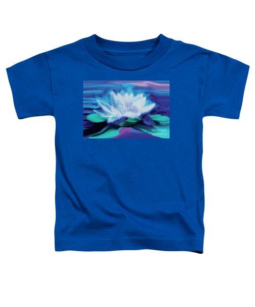 Lotus Toddler T-Shirt