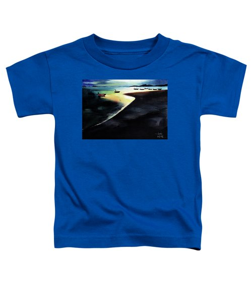 Low Tide Toddler T-Shirt