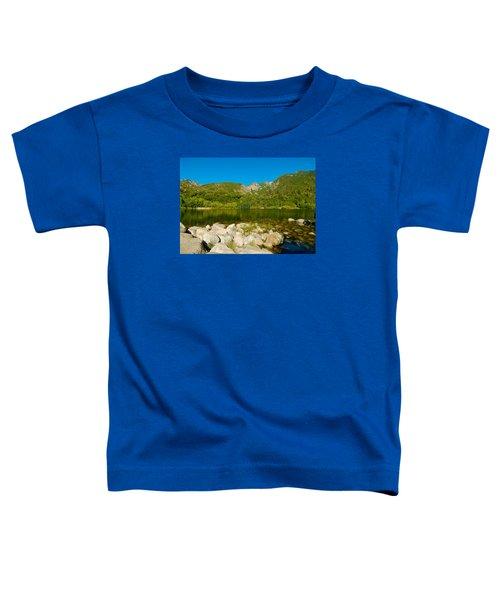 Lower Bells Canyon Reservoir Toddler T-Shirt