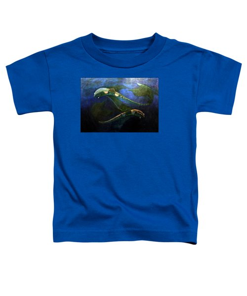 Magic Fish Toddler T-Shirt