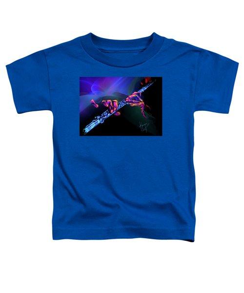 Magic Flute Toddler T-Shirt