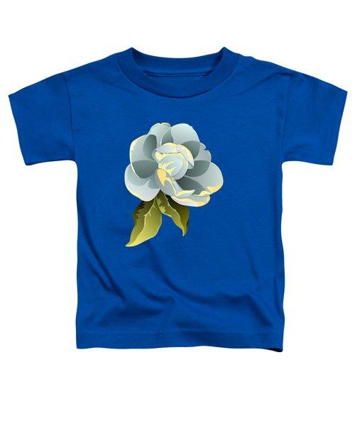 Magnolia Blossom Graphic Toddler T-Shirt