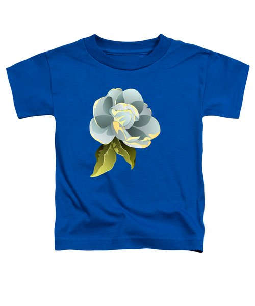 Magnolia Blossom Graphic Toddler T-Shirt