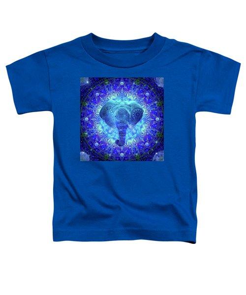 Mandala Elephant Toddler T-Shirt