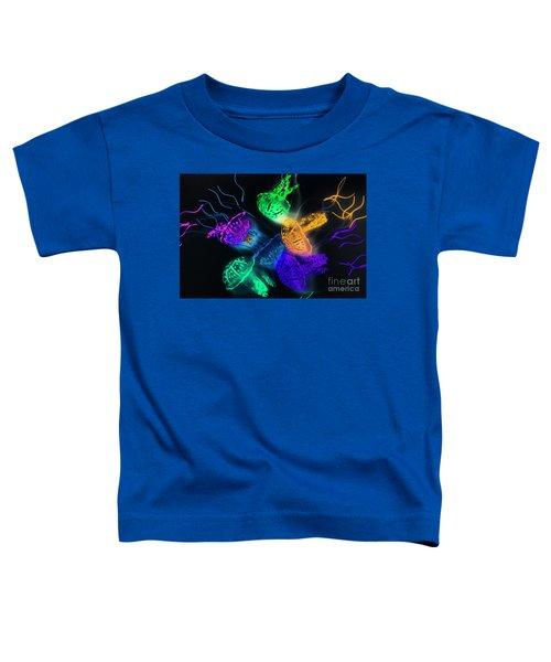Marine Glow Toddler T-Shirt