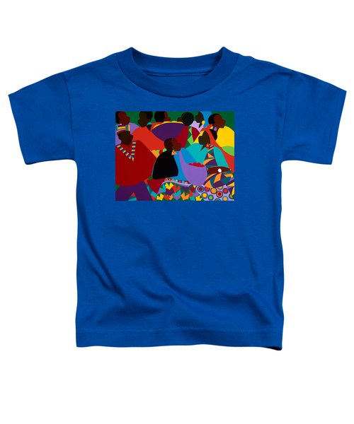 Masekelas Marketplace Congo Toddler T-Shirt
