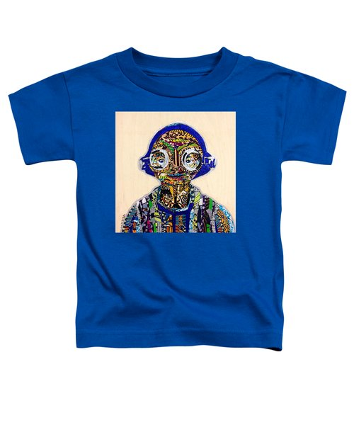 Maz Kanata Star Wars Awakens Afrofuturist Colection Toddler T-Shirt
