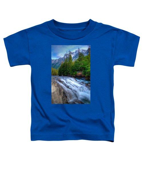 Mcdonald Creek Toddler T-Shirt
