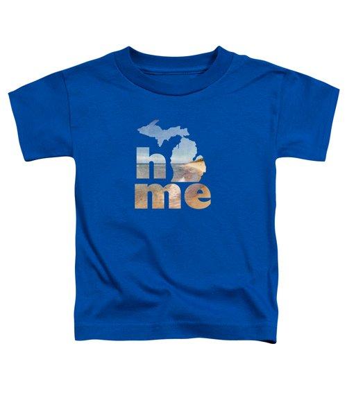 Michigan Home Toddler T-Shirt