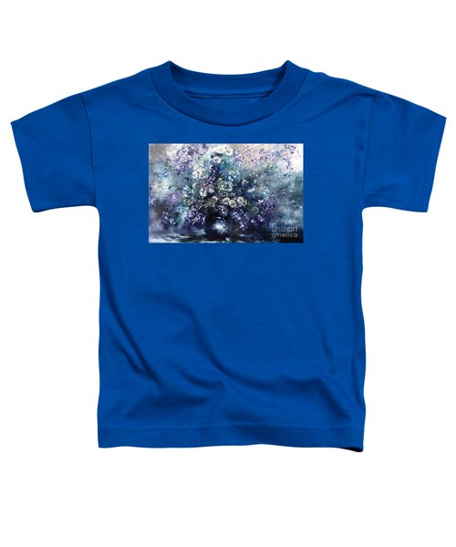 Mid Spring Blooms Toddler T-Shirt