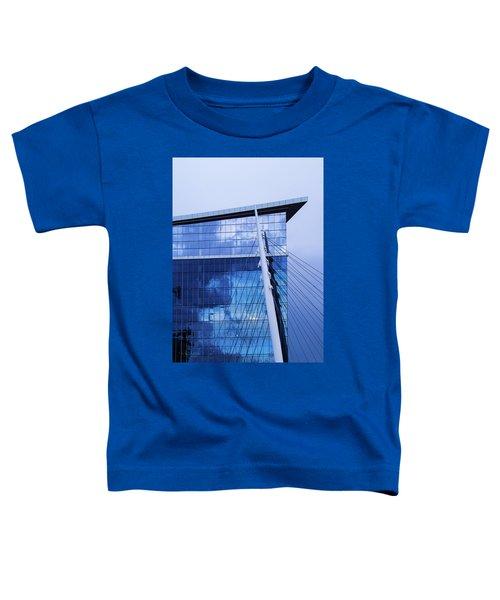Milennium Bridge Spire Toddler T-Shirt