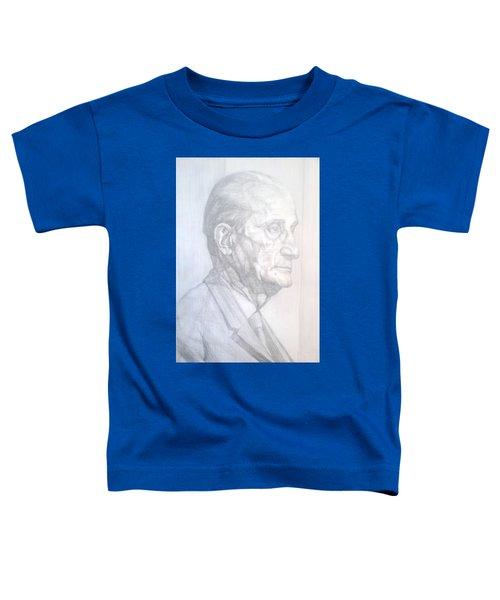 Model Toddler T-Shirt