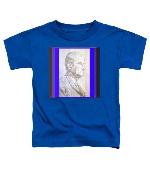 Model Framed Toddler T-Shirt