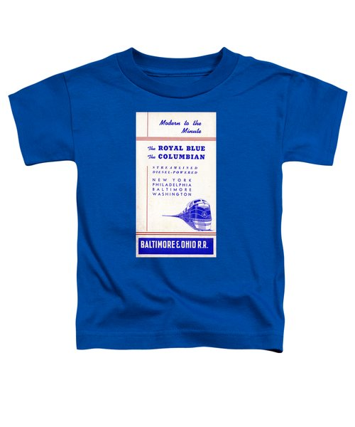 Modern To The Minute Toddler T-Shirt