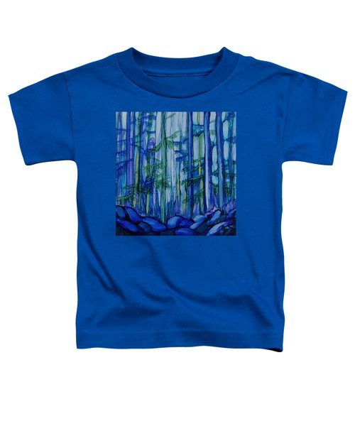 Moonlit Forest Toddler T-Shirt