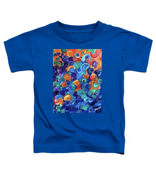 Moon Snails Back To School Toddler T-Shirt