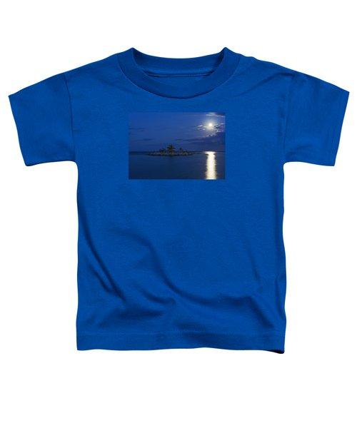Moonlight Island Toddler T-Shirt