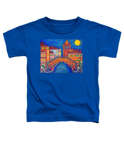 Moonlit San Barnaba Toddler T-Shirt