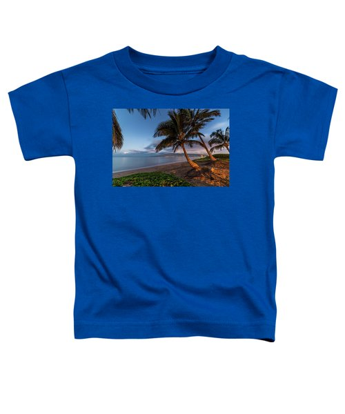 Morning Aloha Toddler T-Shirt