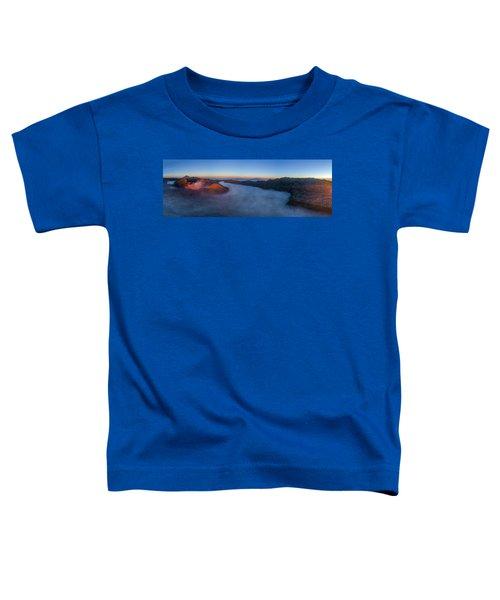 Mount Bromo Scenic View Toddler T-Shirt
