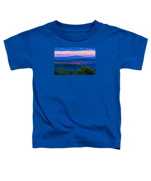 Mount Monadnock From Vermont Toddler T-Shirt