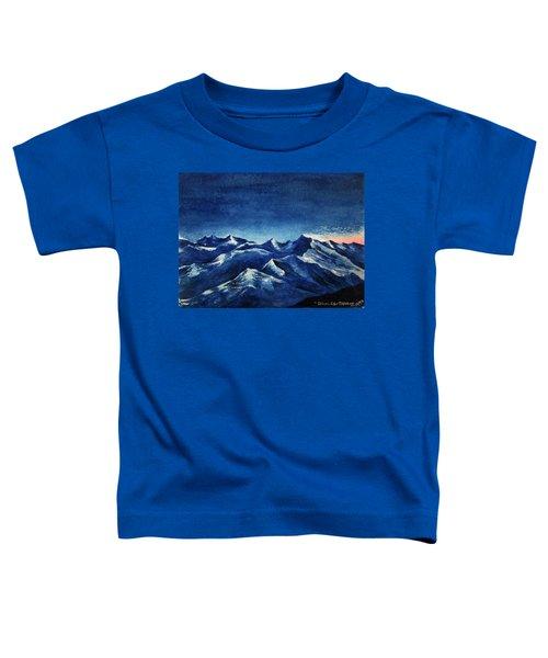 Mountain-4 Toddler T-Shirt