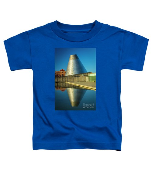Museum Of Glass Tower Toddler T-Shirt