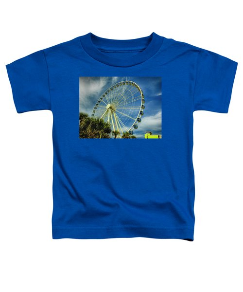 Myrtle Beach Skywheel Toddler T-Shirt