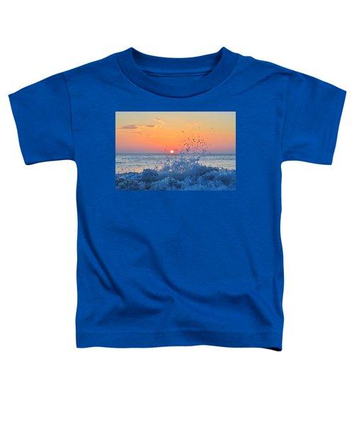 Nags Head Sunrise 7/15/16 Toddler T-Shirt