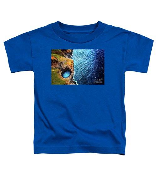 Na Pali Coast Kauai Toddler T-Shirt