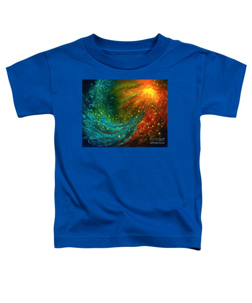 Nebulae  Toddler T-Shirt