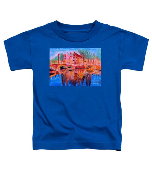 Netherland Dreamscape Toddler T-Shirt