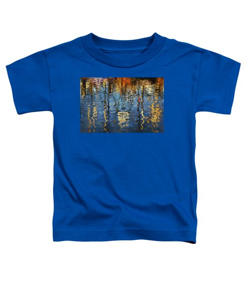 New Bedford Waterfront No. 5 Toddler T-Shirt