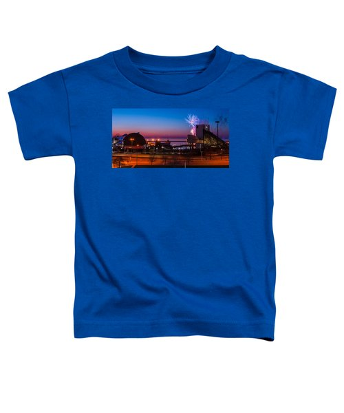 North Coast Harbor Toddler T-Shirt