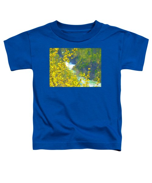 Norwegian Spring Toddler T-Shirt