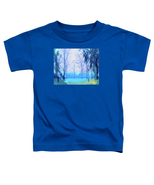 Oberlin Pacific Transition Toddler T-Shirt