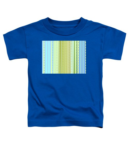 Oceana Stripes Toddler T-Shirt