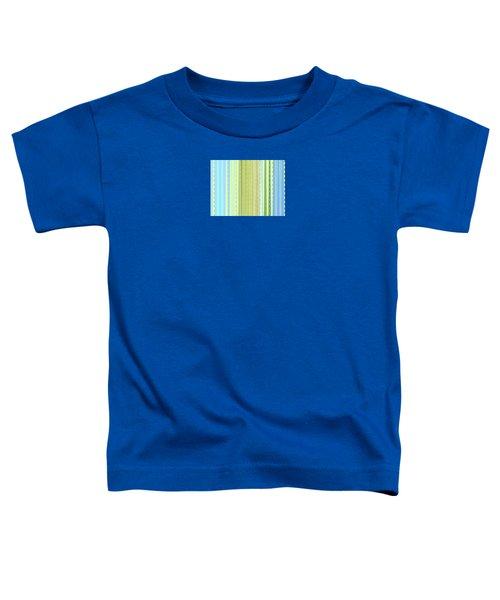 Oceana Stripes Toddler T-Shirt