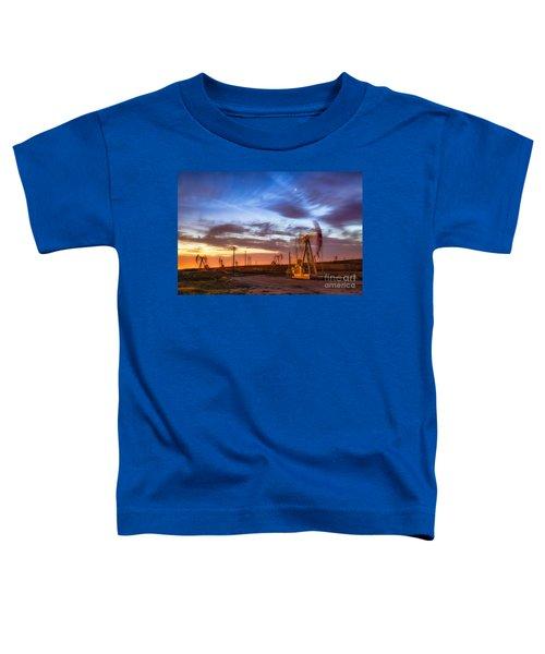 Oil Rigs 3 Toddler T-Shirt