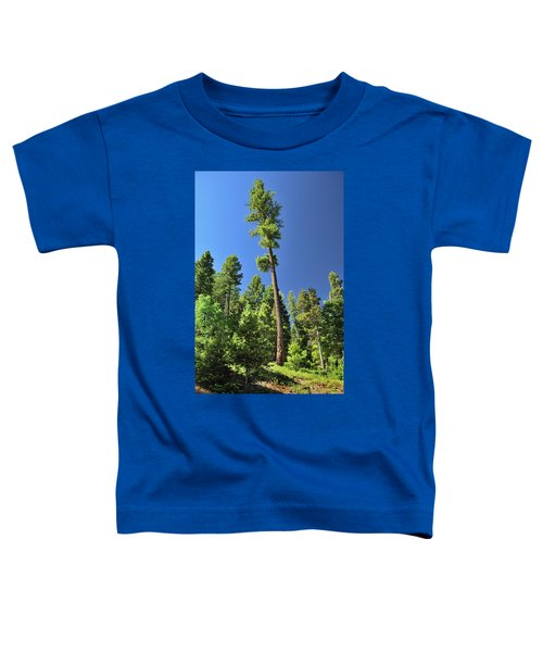 Old Ponderosa Toddler T-Shirt