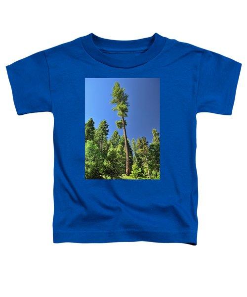 Old Ponderosa Toddler T-Shirt