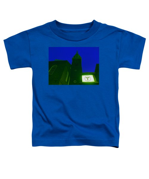 Old South Meeting House Toddler T-Shirt