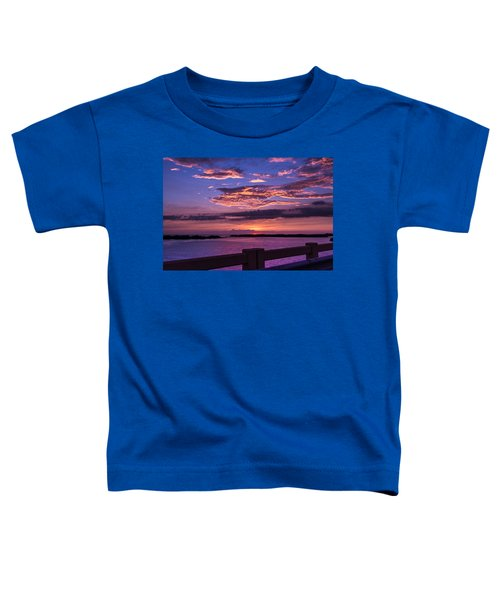 On The Road To Sanibel Toddler T-Shirt
