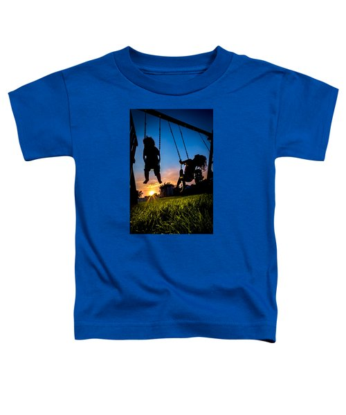 One Last Swing Toddler T-Shirt